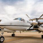 Аренда самолета Beechcraft King Air B200